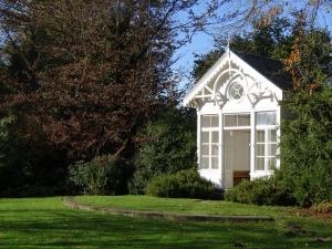 Genehmigung Gartenhaus
